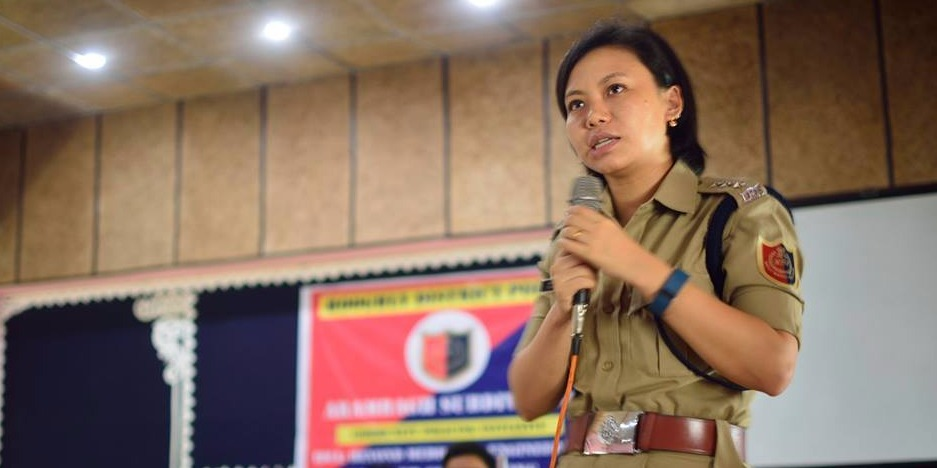 Defying All Odds Aparajita Rai became the first female IPS Officer