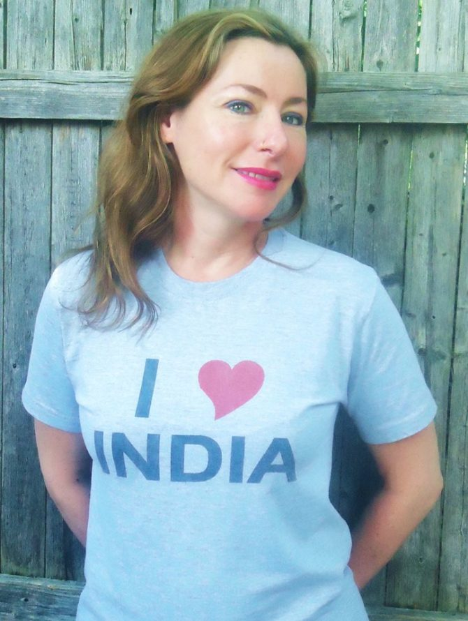 Meet Renee Lynn An American Woman Who Loves India As Her Second Mother Land!