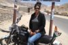 Meet Roshini Sharma The First Indian Woman Biker to Ride Solo From Kanyakumari to Kashmir